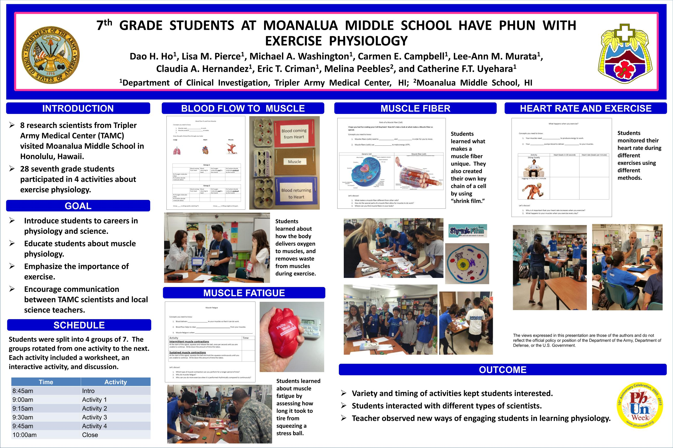 Search Results Chicken Wing Diagram Comparative Anatomy Lab 2 7th Grade Students At Moanalua Middle School Have Phun With Exercise Physiology Week Poster Session Eb 2016 Dao Ho Tripler Army Medical Center