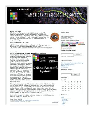 Lifescitrc search results this is a free audio podcast from the american physiological society discussion questions related research fandeluxe Gallery