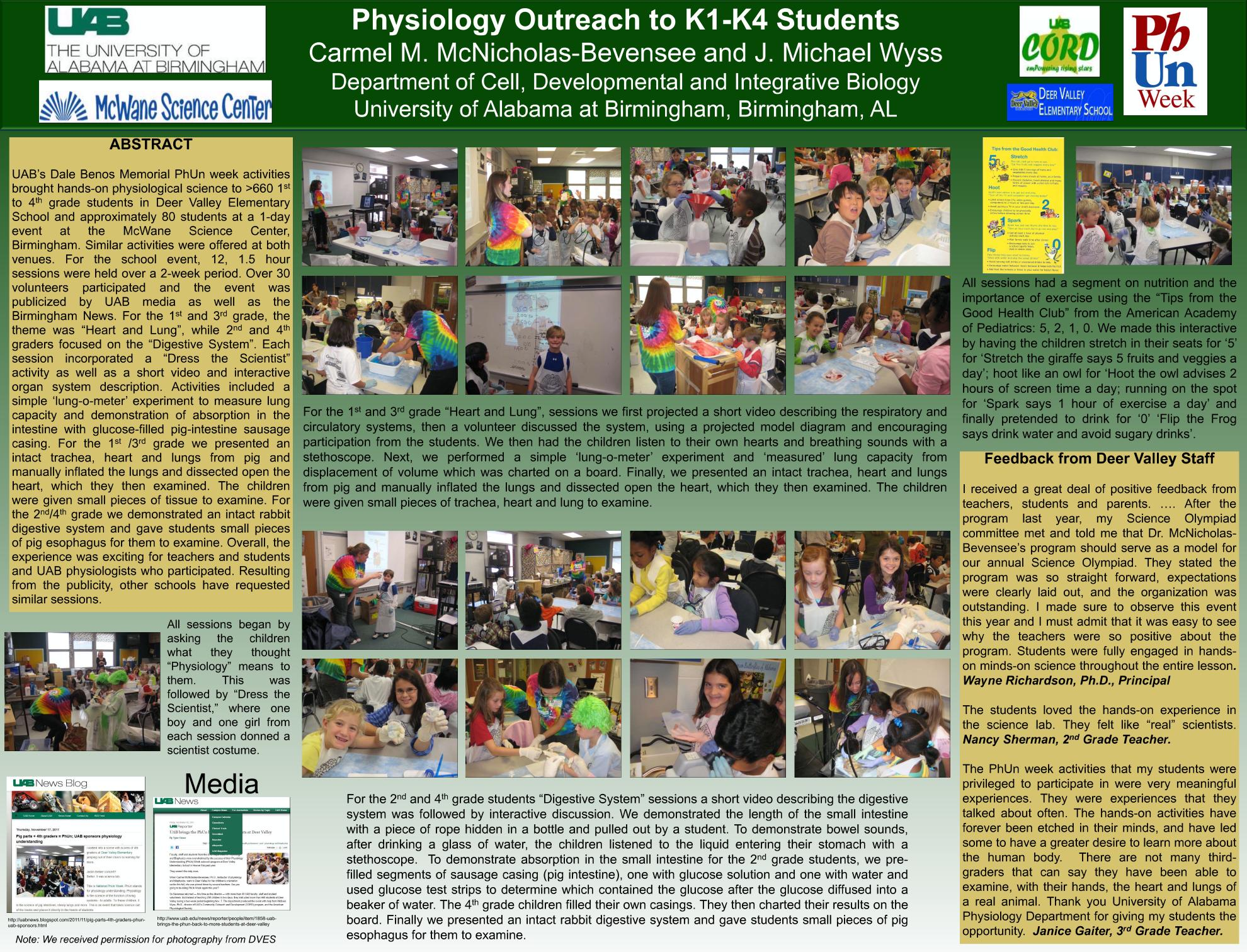 lifescitrc - general collection: phun week activity posters, Presentation templates